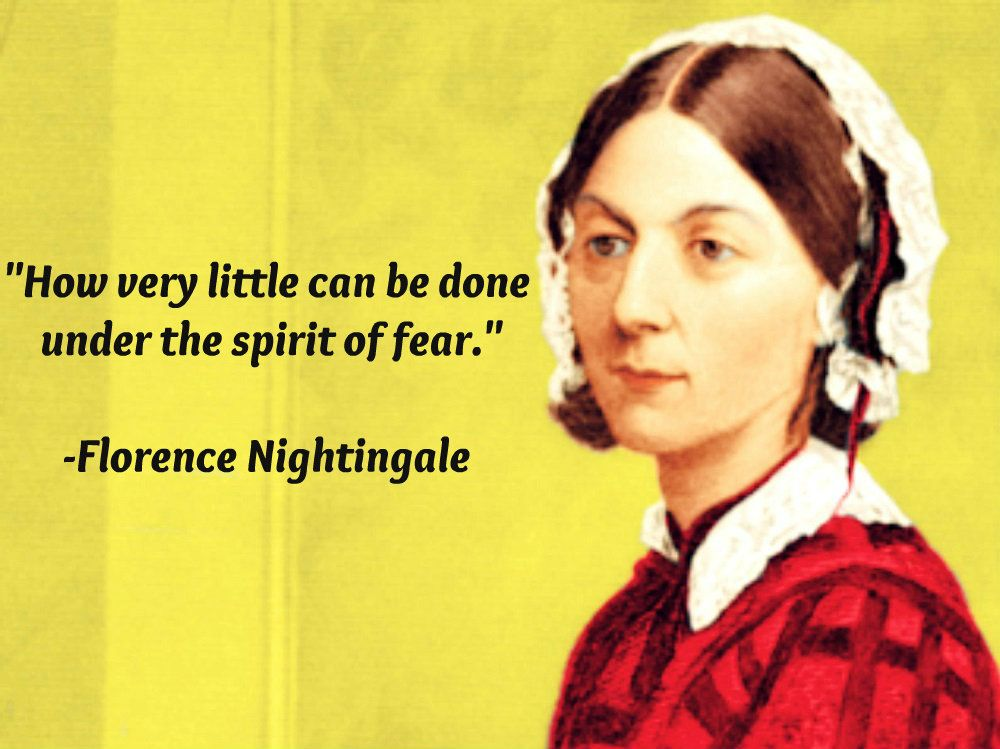 25 Greatest Florence Nightingale Quotes For Nurses Nurses Nurse