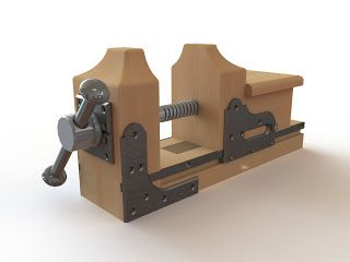 Update Carver S Vise Woodworking Woodworking Bench Vise Woodworking Vice