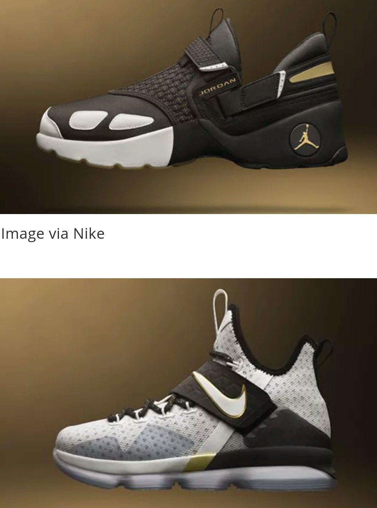 94c052bad17719 Nike and Jordan Unveil 2017 Black History Month Sneakers