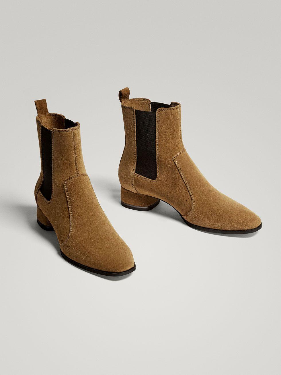 71fa2e87d06 Essentials - Shoes - COLLECTION - WOMEN - Massimo Dutti - United ...