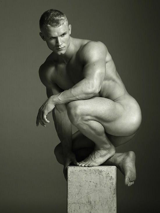 male nude photography Human