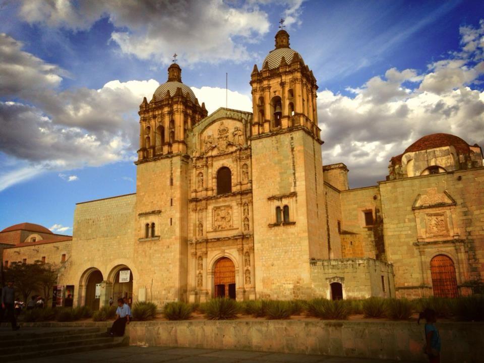 Ex Covento de Santo Domingo de Guzmán, ubicado en la Ciudad de Oaxaca