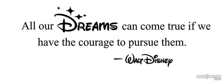 Walt Disney Quote Quotes #4 Walt Disney  Avenue De Paris Romy  College