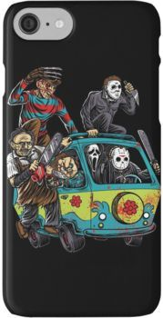 Jason Friday The 13th 14 iphone case