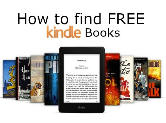 find free kindle books on amazon