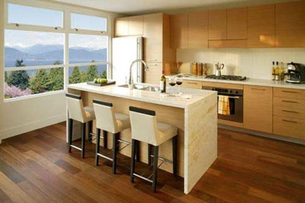 Ayuda! diseño de cocina con barra desayunadora o isla!