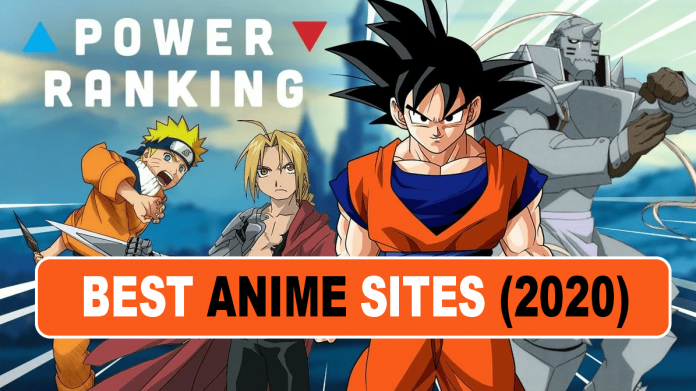 Top 10+ Best Anime Sites to Watch Anime Online (2020
