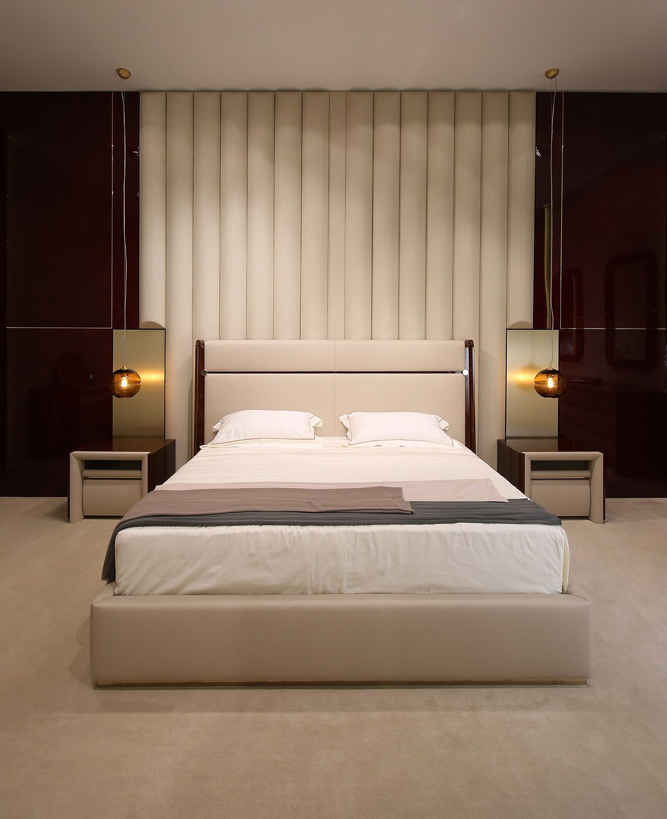 Italian Furniture For Exclusive And Modern Design Modern Bedroom