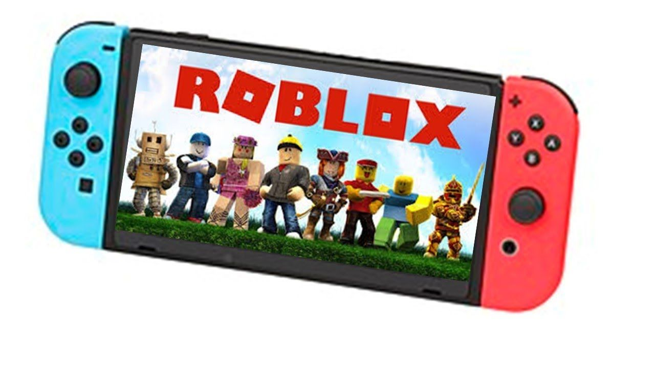 How To Get Roblox On The Nintendo Switch Youtube Roblox