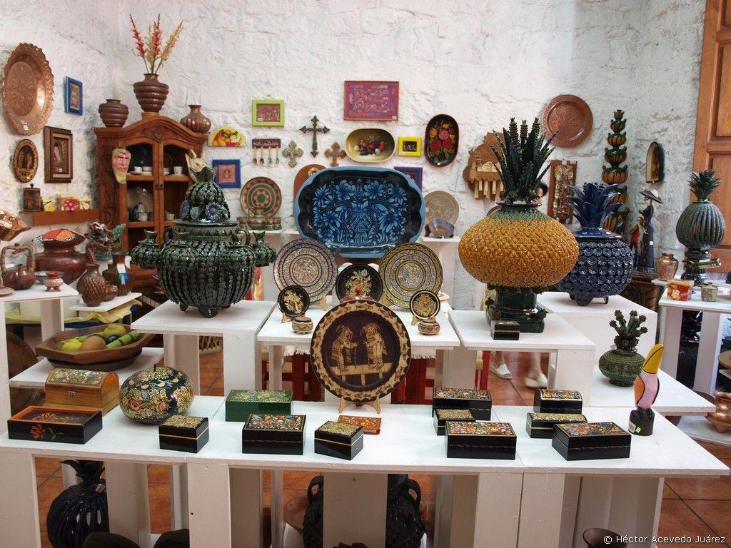 Casa de las Artesanias in Morelia | Mexico | Pinterest | Artesanía y ...