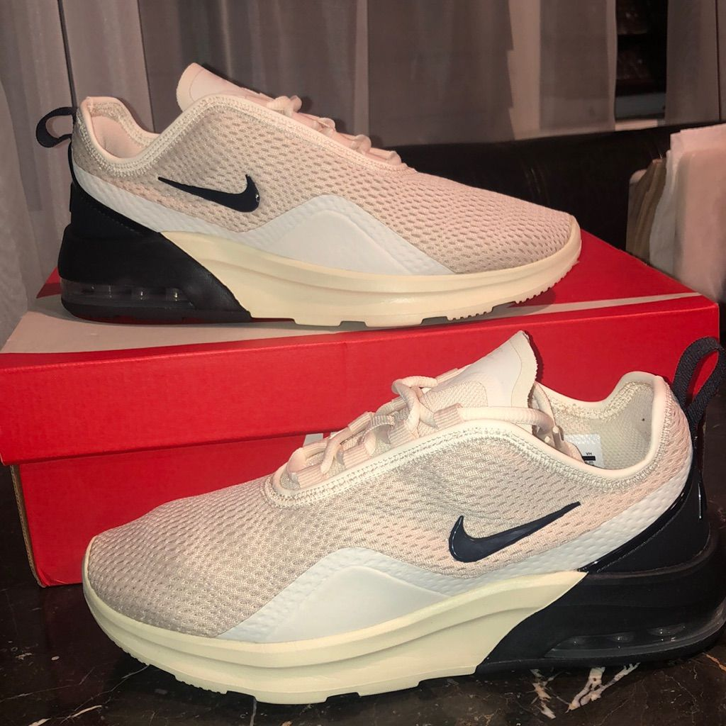 Nike Shoes | Nike Air Max Motion 2 | Color: BlackCream