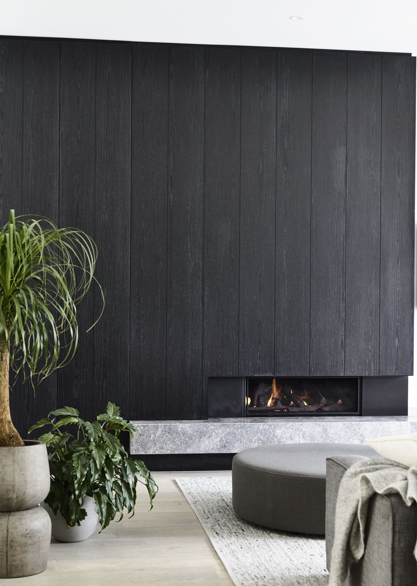 Fireplaces black wood marble fireplace beaconsfield