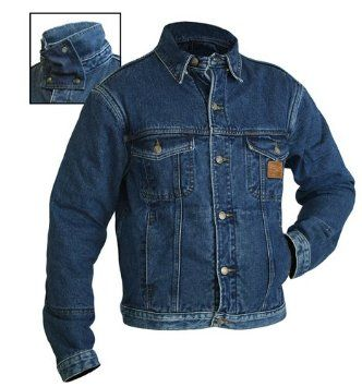 07d7b683103 Draggin  Jacket Black Size Small – Denim Motorcycle Jacket Lined With 100%  Kevlar