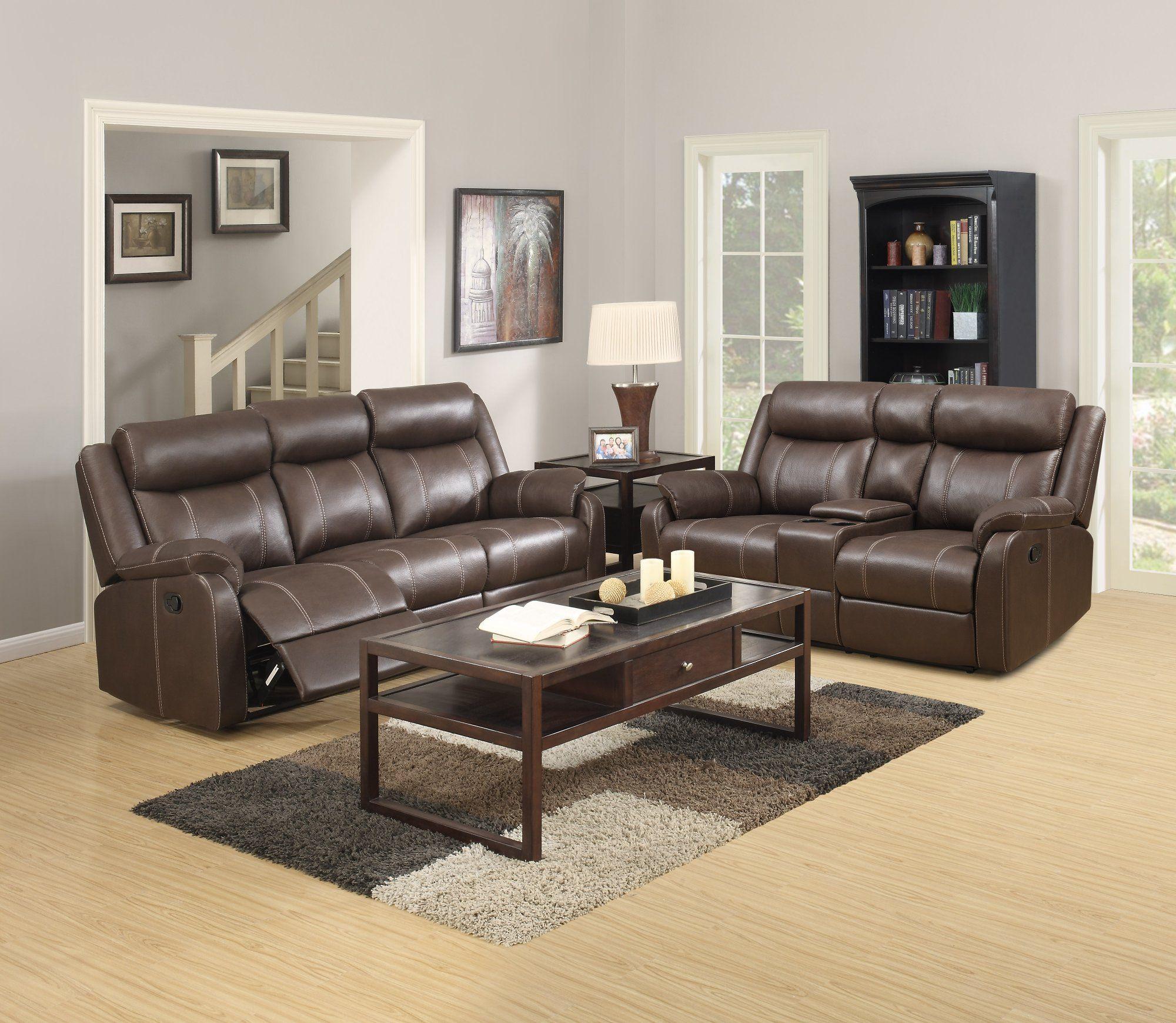 40++ Chocolate brown living room set ideas