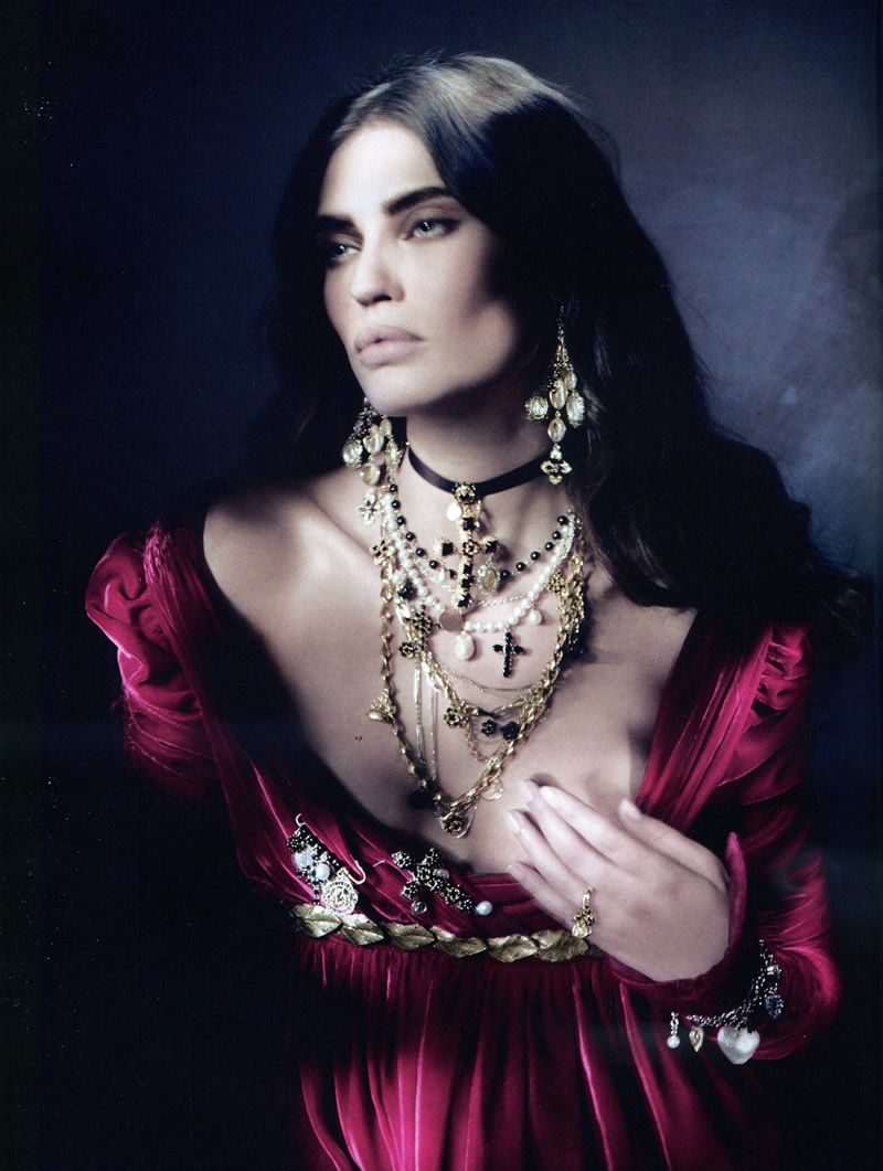 Pictures of Italian fashion photographer Paolo Roversi 69