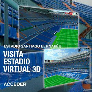 Estadio Virtual 3D