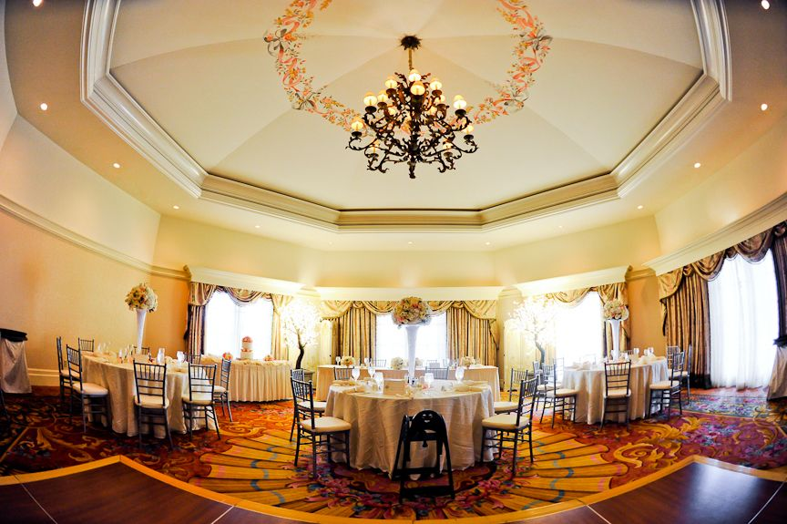 The Whitehall Room And Patio At Disneys Grand Floridian Resort Amp Spa Is The Perfect Spot For A