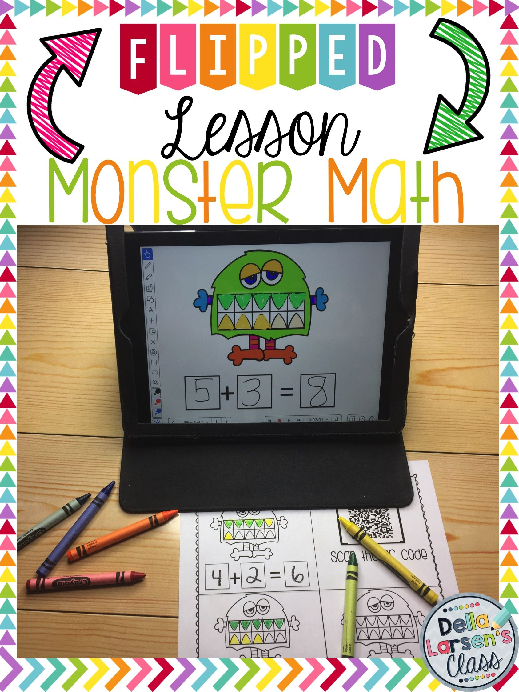 Flipped Lesson For Addition And Subtraction Using Ten