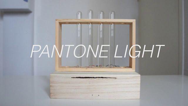 Pantone Light