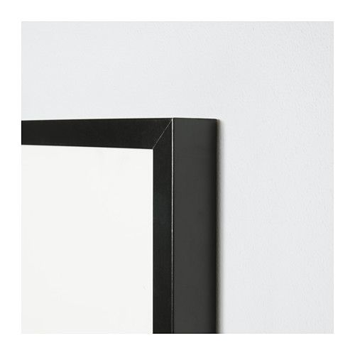Ribba Frame Black 50x70 Cm Ribba Frame Frame Ikea Frames
