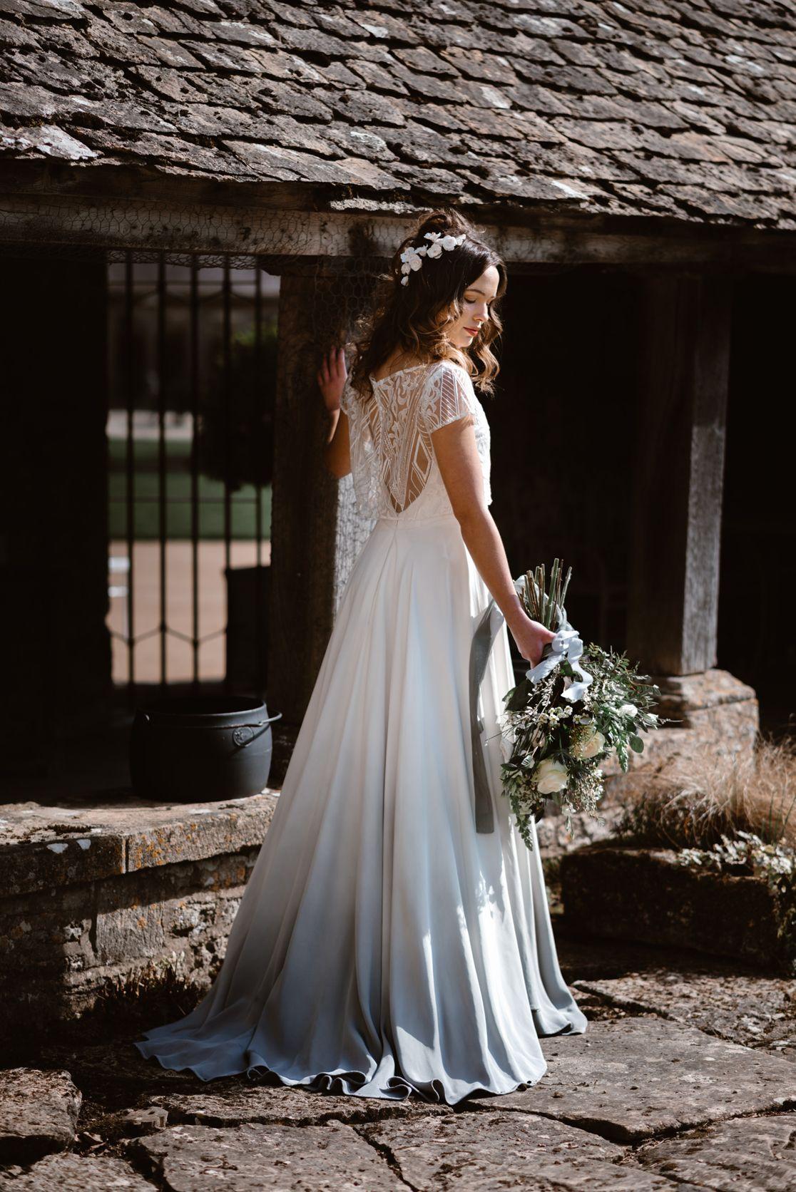 Blue romance a provençal inspired and elegant bridal editorial