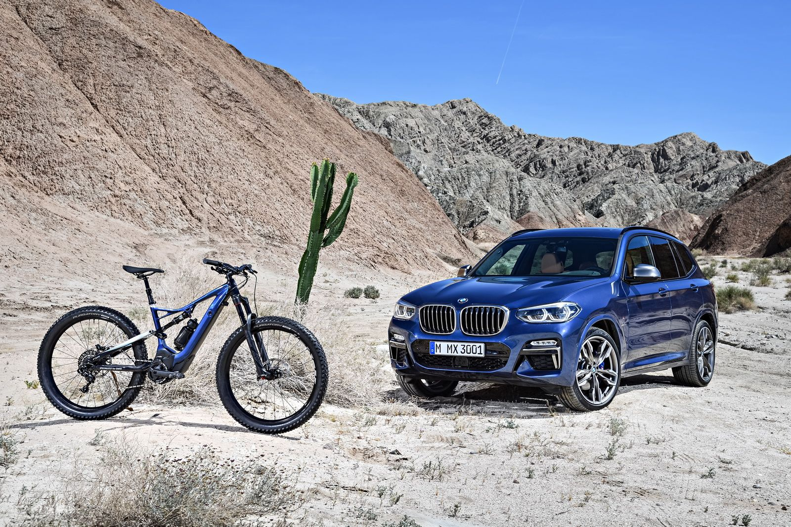 Pair your 2018 bmw x3 with this new matching e bike