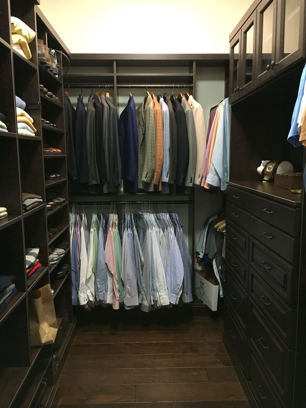 Beau Closet Creations Built This Custom Closet! Organizing Your
