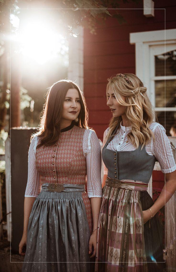 dirndl Inspiration ludwig Therese Gottseidank Oktoberfest