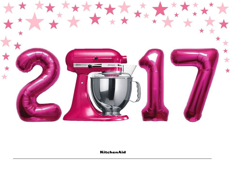We are back and ready to take on the year and make it super bright and unforgettable!  How was your start to the new year? We would love to know how each of you celebrated! Much love KitchenAid Africa xx