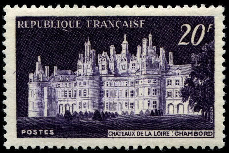 France 1952 engraved by Gandon
