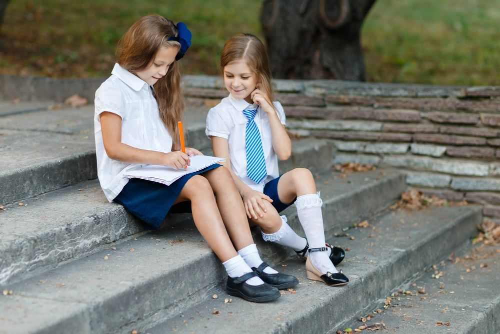 Is Your First Grader College Ready? | School uniform ...
