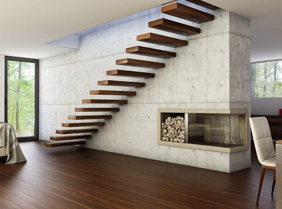 Pasamanos de madera modernos stunning finest torneados - Pasamanos de madera modernos ...