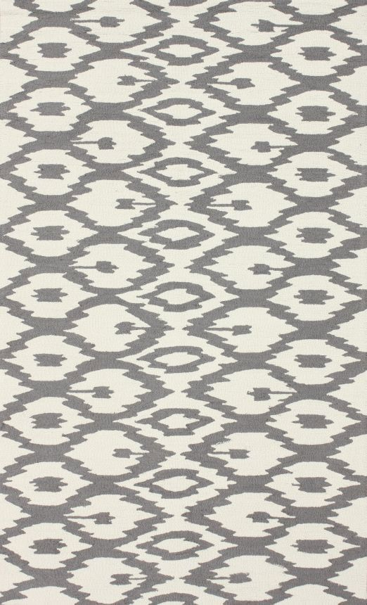 Rugs USA Radiante Ning Ikat Soft Grey Rug. Area rug, carpet, design, style, home decor, interior design,   pattern, trend, statement, summer, cozy, sale, discount, free   shipping, grey.