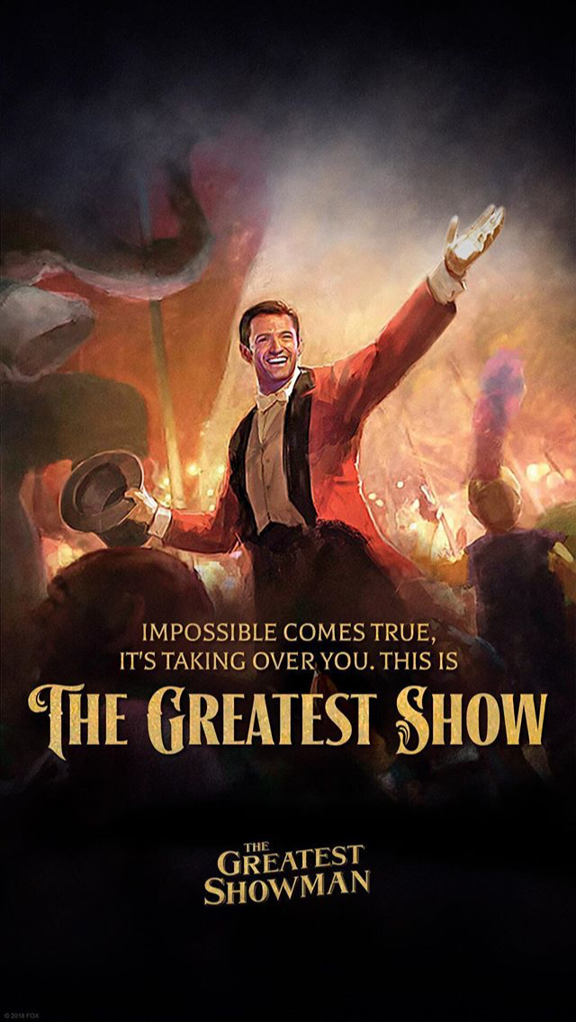 The Greatest Showman Phone Wallpaper 1 From Tgs Instagram The Greatest Showman Showman Showman Movie