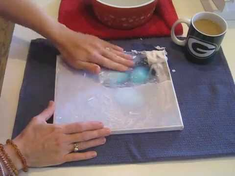 Image Transfer Canvas Youtube Photos Onto Canvas Diy Canvas Photo Image Transfer