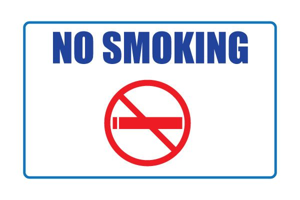 photograph relating to Printable No Smoking Sign known as Pin upon Absolutely free Printable Symptoms
