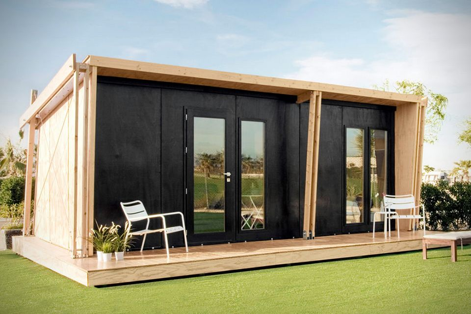 You Can Build This Awesome MiniHouse In 8 Hours Modern