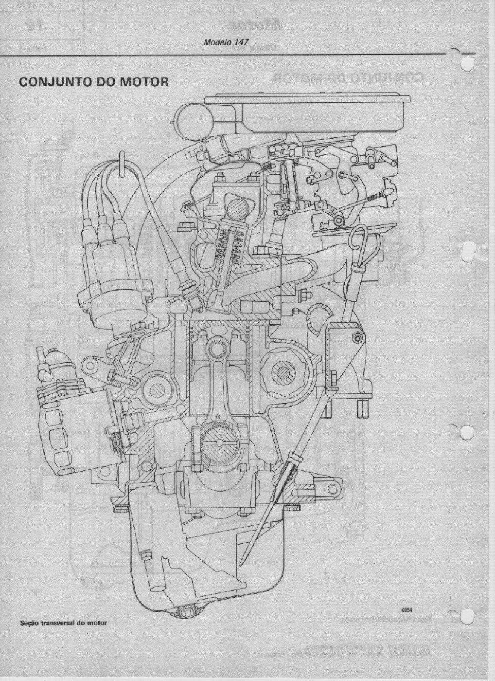 Manual de reparação FIAT 147