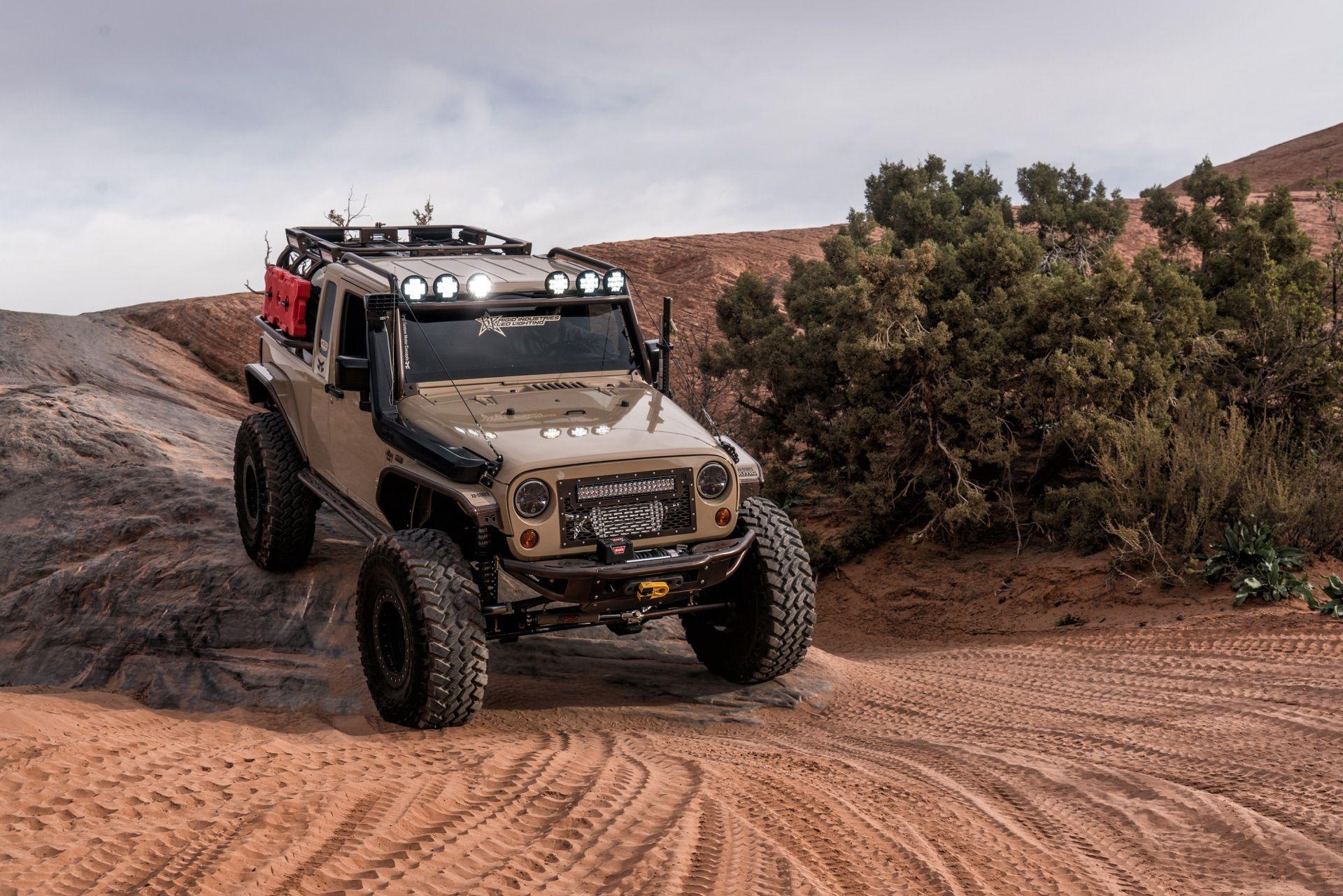 PRIM8TE Jeep JK8 Jeeps Pinterest