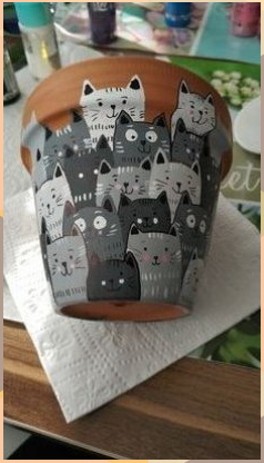 A Comprehensive Overview On Home Decoration In 2020 Flower Pots Flower Pot Crafts Upcycle