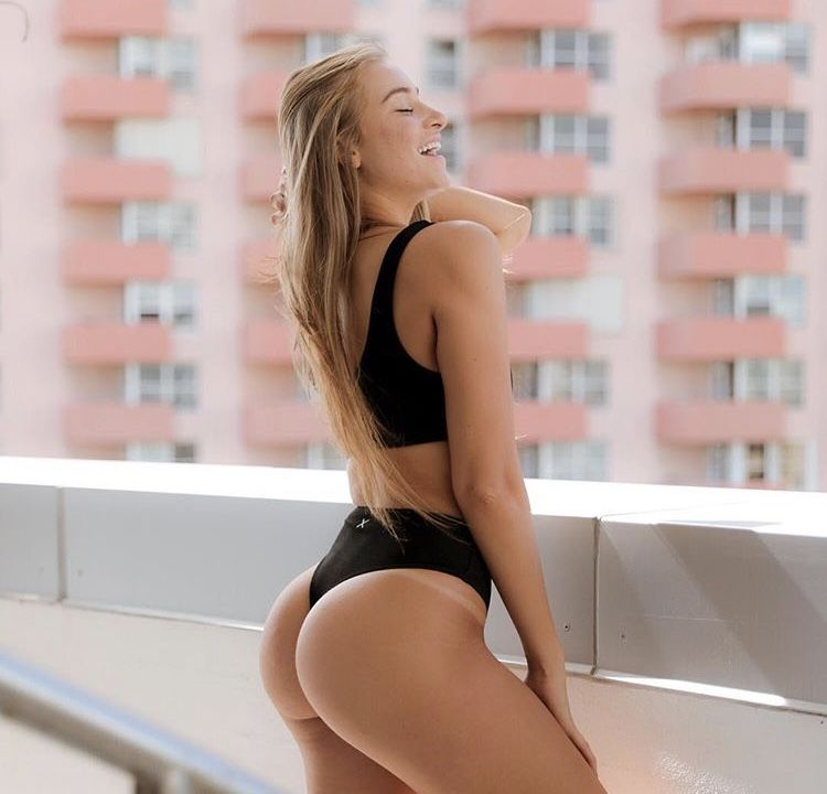 31c47f2522fe4 boutinelaAll smiles in the new ribbed yogi top x ribbed high waisted bottom  ✖️shop now at: www.BOUTINELA.com #boutinela #boutinelababe