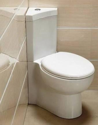 Image Result For Bathroom Corner Toilet Corner Toilet Small Bathroom Layout Small Bathroom Sinks