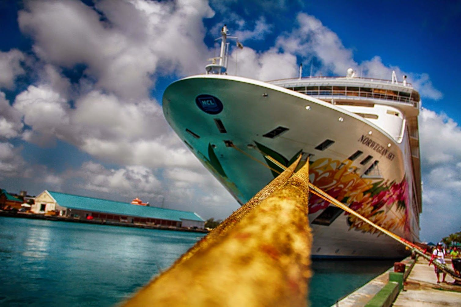 Norwegian Sky Has Never Looked So Good ShipSelfieSunday Selfie - Weekend cruises from florida