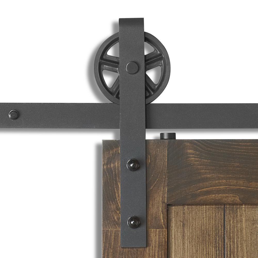 Pin On Mancave Flat track barn door hardware