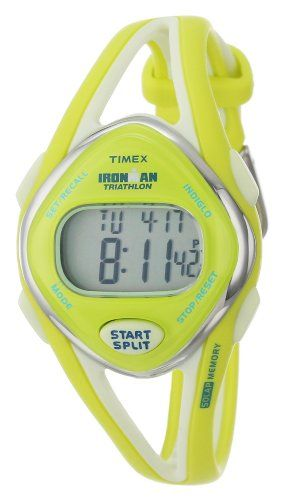 Timex Women's T5K656 Ironman Sleek 50-Lap Lime Resin Strap Watch Timex,http://www.amazon.com/dp/B0083XEV8I/ref=cm_sw_r_pi_dp_MUtLsb1HX14XX3RB