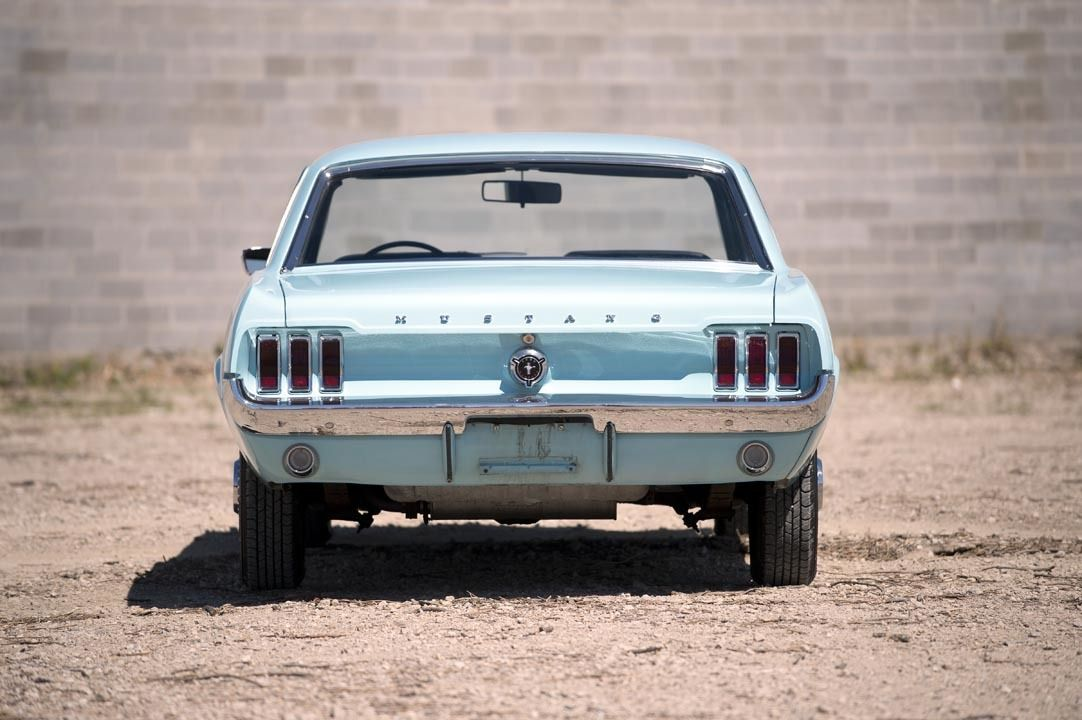 Autotrader Classics - 1967 Ford Mustang - Muscle & Pony Cars ...