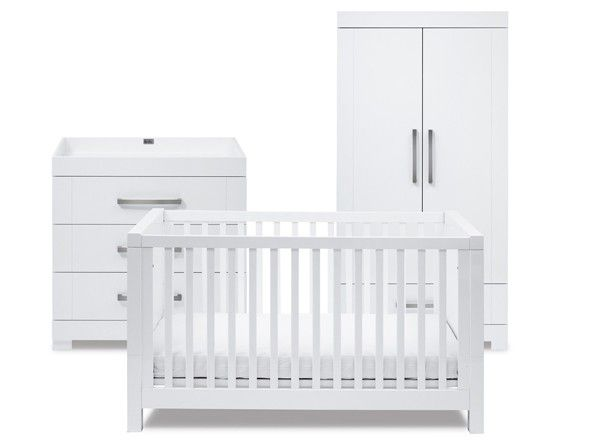 Silver Cross Notting Hill 3 Piece Nursery Furniture Set Http Www