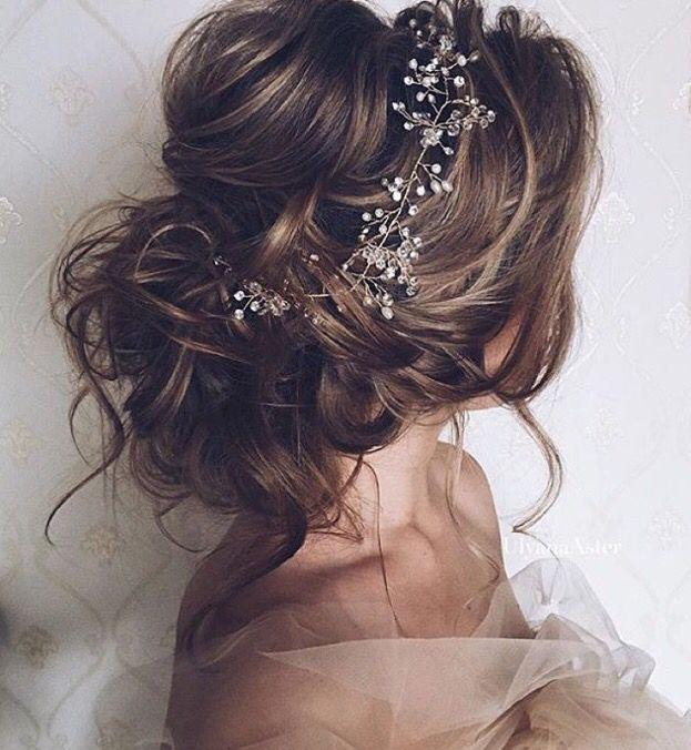 Romantisch Frisuren Hochzeit Hochzeitsfrisuren Frisur Hochzeit