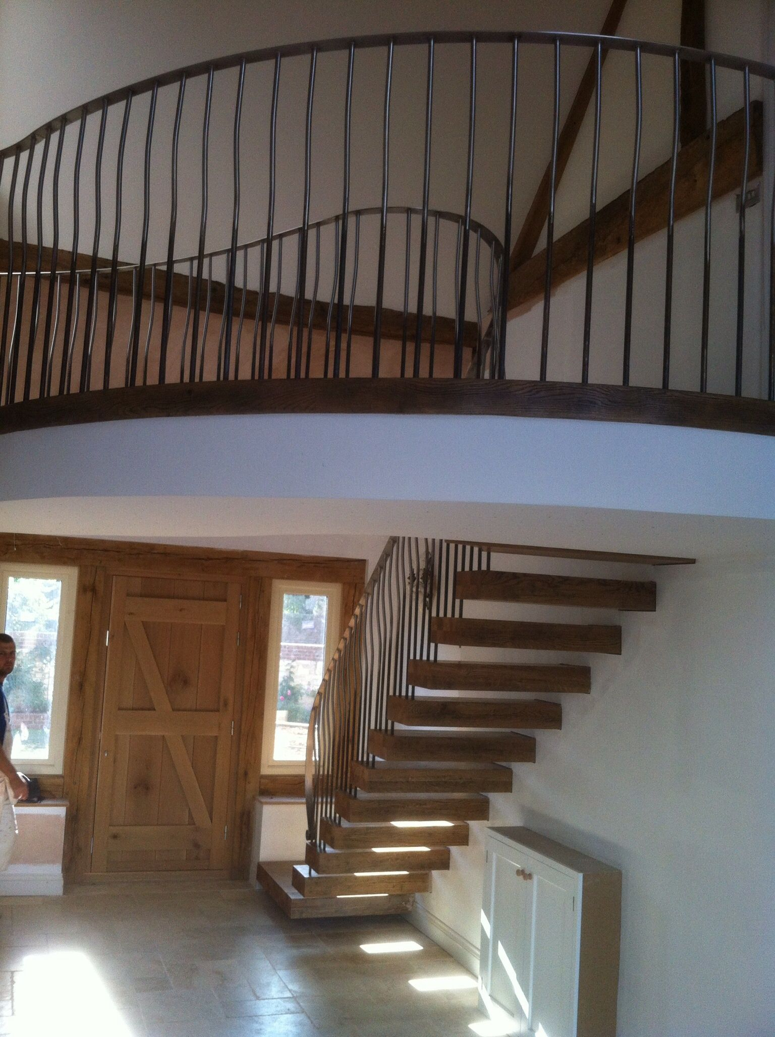 Best Rhoco Staircases Cantilever Staircase Floating Staircase 400 x 300