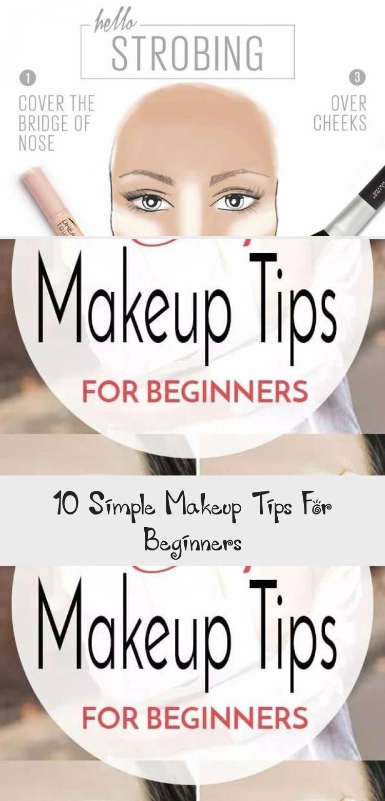 Photo of 10 Simple Makeup Tips For Beginners – Eye Makeup –  10 Simple Makeup Tips For Be…